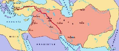 Pers Kral Yolu