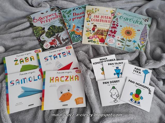 Książki dla przedszkolaków idealne na kwarantannę narodową