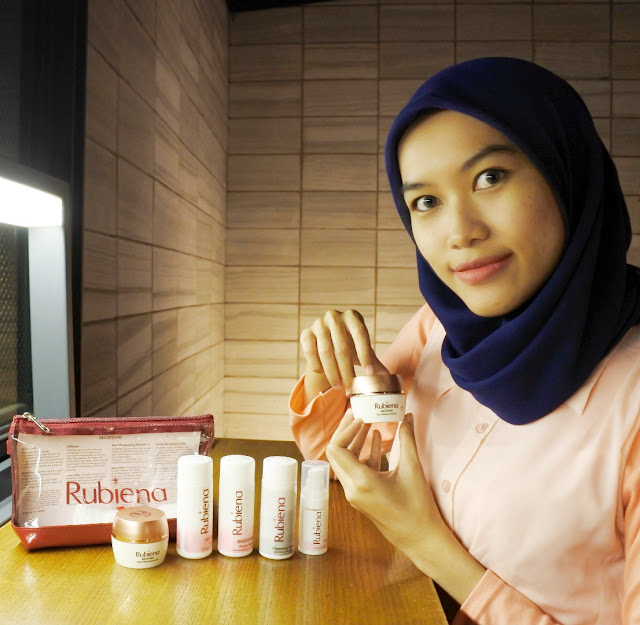 Rubiena Brightening Series