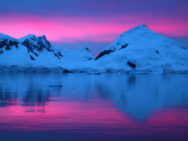 antartica continente