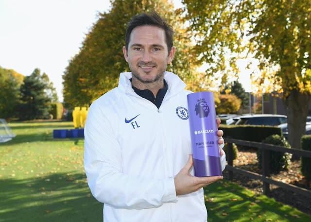 Hạ Klopp, Lampard có danh hiệu đầu tiên ở Premier League