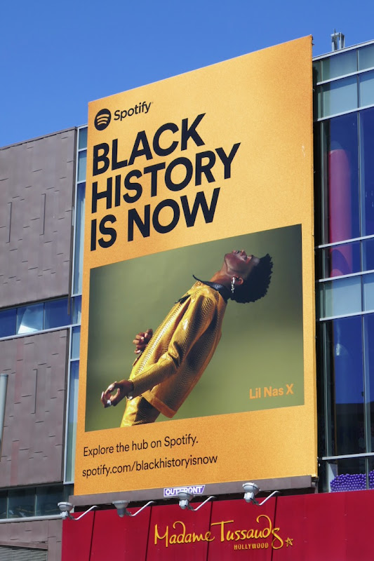 Lil Nas X Spotify Black history is now billboard