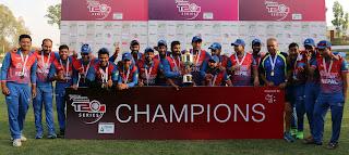 Nepal Tri-Nation T20I Series 2021