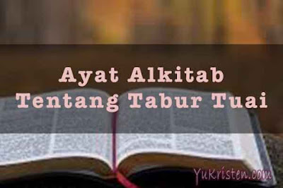 ayat alkitab tentang tabur tuai