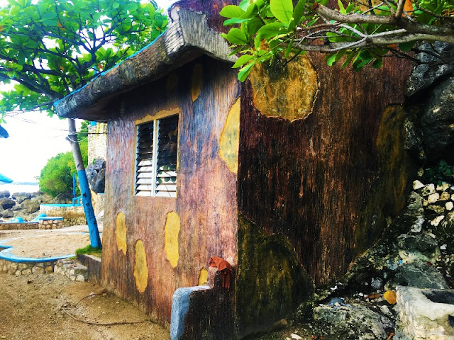 San Pan Beach Resort Close Cottage
