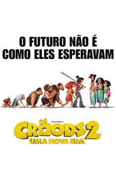 Os Croods 2: Uma Nova Era Torrent – WEB-DL 720p/1080p Legendado