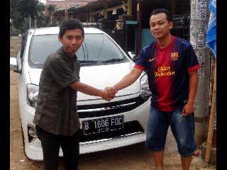 Kredit Mobil Murah Toyota Agya Paket Mudik Juni Juli 2014