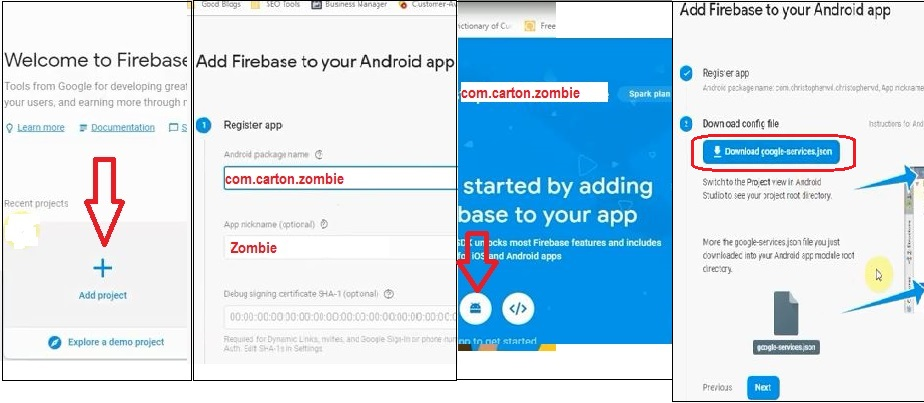 How to convert a website to an Android application in 2019 part 2