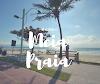 Bairro Meia Praia com wifi, bares, quiosques e parque calçadão