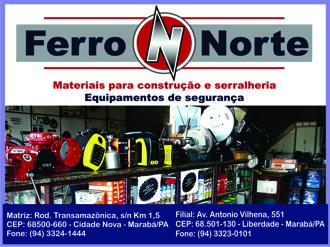 FERRO NORTE -- Marabá/Pa