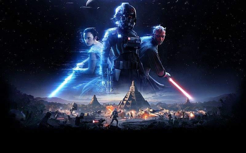 Star Wars Battlefront 2 PS Plus