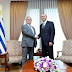 Bustillo anunció apertura de embajada uruguaya en Armenia