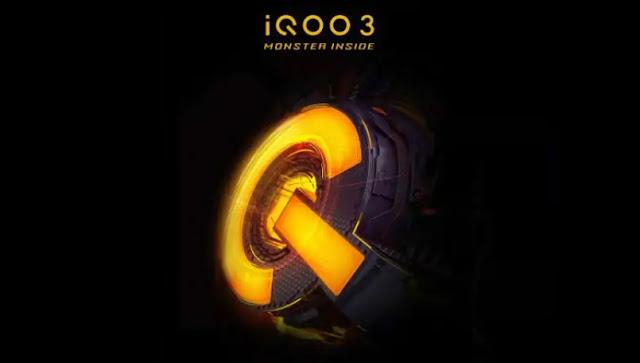 iQOO 3 Türkiye fiyatı, teknik özellikler tablosu, tasarım 24 Şubat lansmanı öncesinde çevrimiçi sızdırıldı