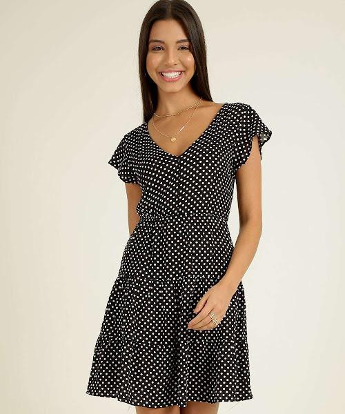 A peça mais versátil que você possa ter no seu guarda roupa é um vestido, devido a sua praticidade na hora da composição de um look!
