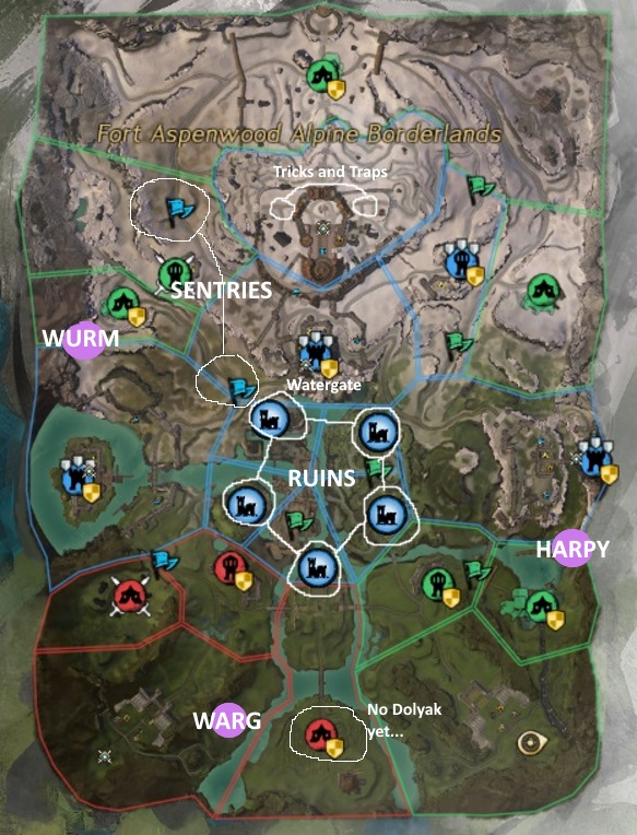 Inventory Full: The Solo Player's Guide To GW2 World Vs World Dailies