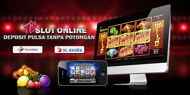 Terbaru di indonesia, Daftar link slot online yang menggunakan layanan deposit pulsa tanpa potongan.
