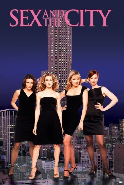 Sex and the City Serie Completa Latino