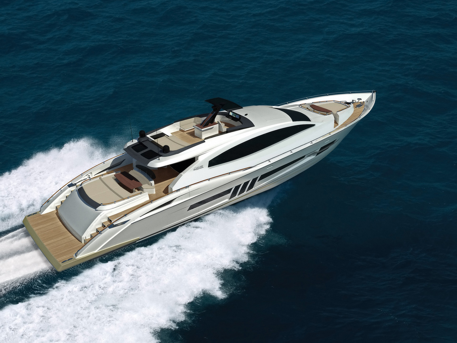 Luxury Yachts - azee