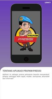"Layanan Pengaduan Masyarakat, Siepropam Polres Pelabuhan Makassar Perkenalkan Aplikasi ""Propam Presisi"""
