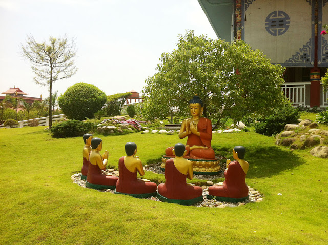 Lord Buddha, Lord Buddha's Followers Photo