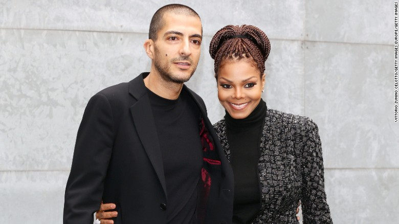 Janet Jackson Give Birth To Son ,Eissa Al Mana.