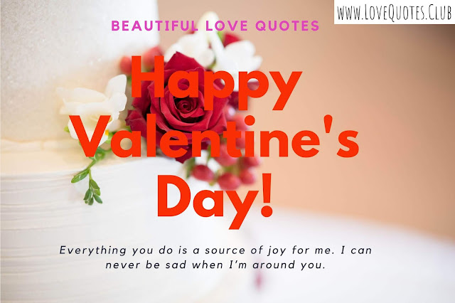 Love quotes for valentine's day