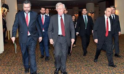 Brasil vetará entrada de funcionários de Maduro