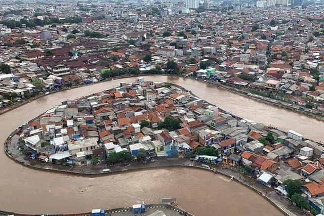 Banjir Jakarta - IGbatavia.jkt