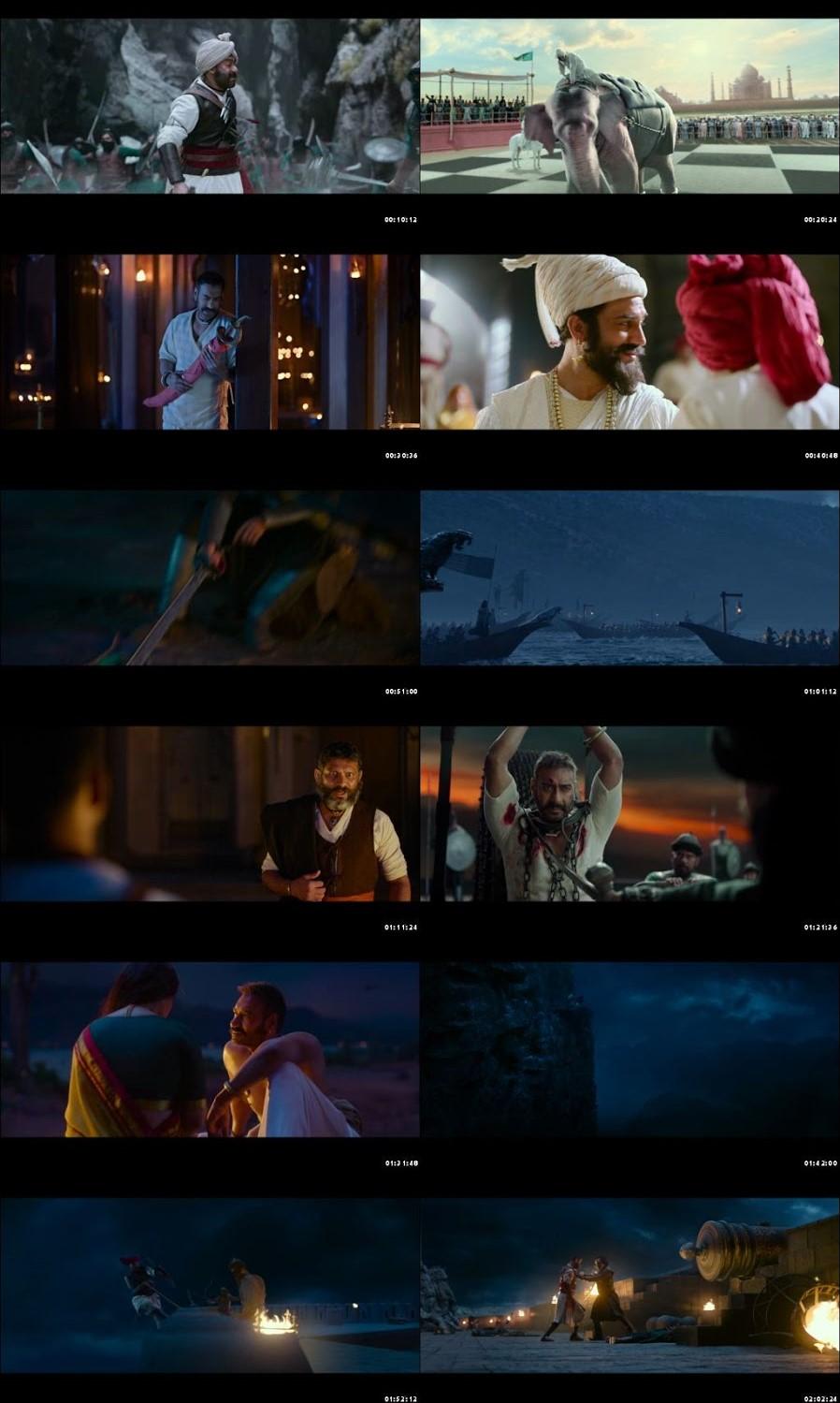 Tanhaji: The Unsung Warrior 2020 Full Hindi Movie Online Watch