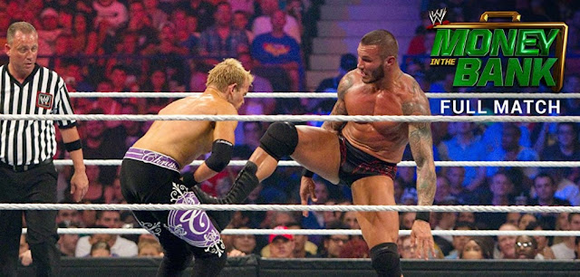 Jay Reso and Randy Orton in WWE: Money in the Bank (2011)