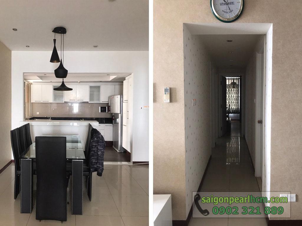 Căn hộ 3PN Topaz 2 Saigon Pearl 135m2 tầng 26 cần bán hoặc cho thuê - hinh 3