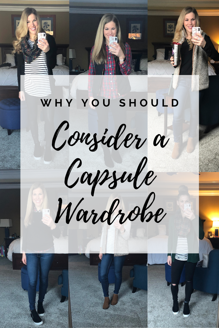 Why You Should Consider a Capsule Wardrobe