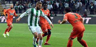 Aytemiz Alanyaspor - Atiker Konyaspor Canli Maç İzle 11 Şubat 2018
