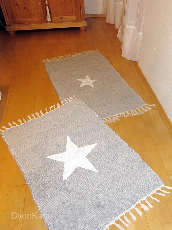 Teppiche-mit-stern-selbstbedruckt-diy-vonKarin