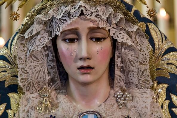 Horario e Itinerario traslado a la Catedral María Santísima de la Concepción Coronada. Jerez de la Frontera 01 de Diciembre del 2019