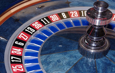 Ruleta azul