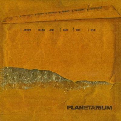 PLT – PLANETARIUM CASE#1 [Mini Album]