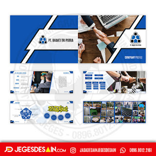 Jasa Pembuatan Company Profile | Profesional dan Terpercaya | Jegesdesain.com