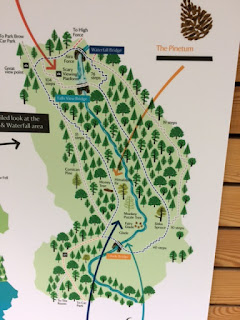 Map of Aira Force