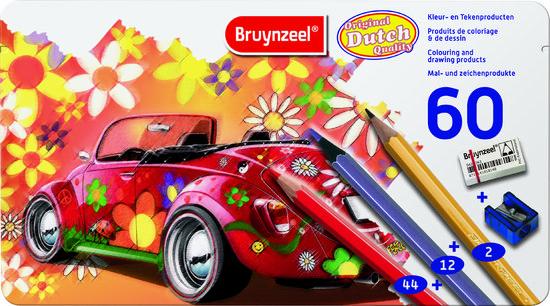 Bruynzeel kleurpotloden