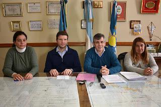 El Intendente Municipal y los bloques del HCD solicitan la extensión del tren Mercedes-Moreno hasta Chivilcoy