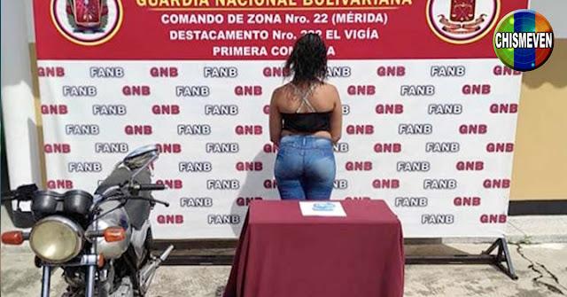 Detenida en Mérida por llevar una panela de cocaína escondida en la Totona