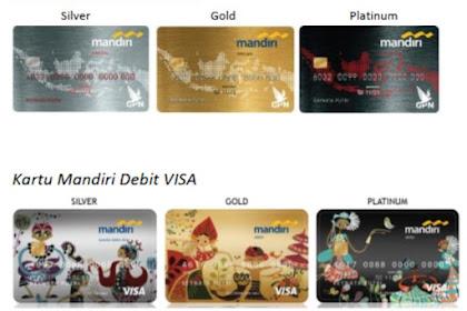 Cara Ganti Kartu ATM Bank Mandiri Secara Online