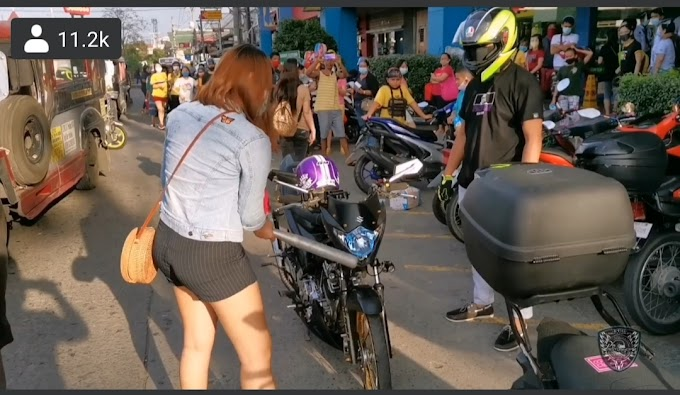 Rider, nahuli ng asawa na may kabet, winasak ang motor! - Teachers ng Pinas