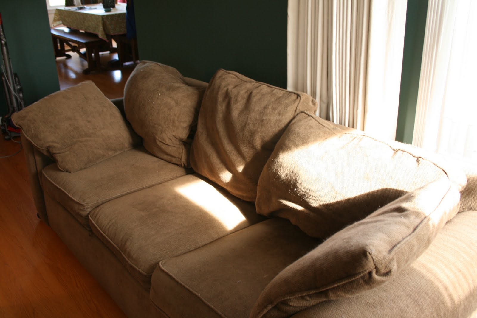 Couch Gross Love Letter To Seattle Shabby Chic Couch Makeover