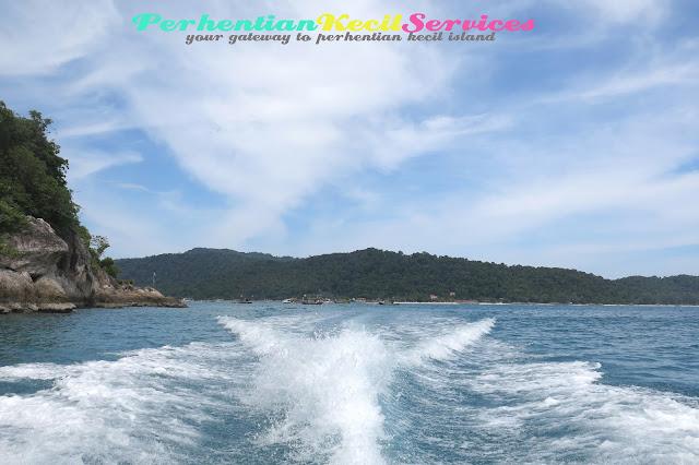 Pulau Perhentian, Pulau Perhentian Besar, Perhentian Kecil Services