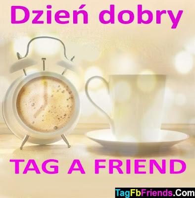 Good morning in Polish language