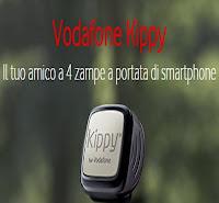 Tariffa Vodafone Kippy: prezzo e come funziona il dispositivo GPS