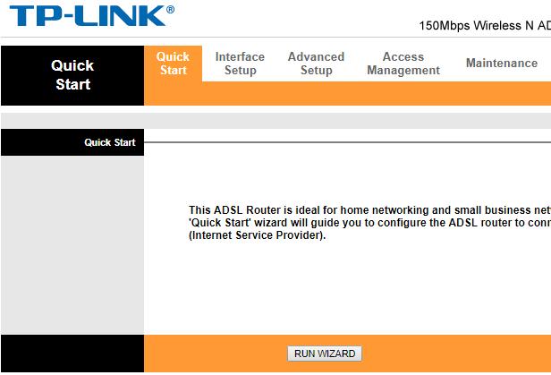 شرح حظر المواقع بدون برامج بواسطة راوتر تي بي لينك tp-link