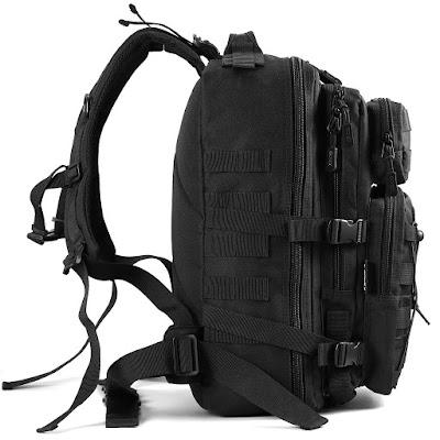 Gonex Tactical Military Bug Out Bag Backpack